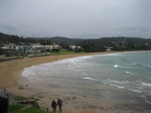 Looks shockingly like the beaches in Canada. haha